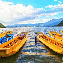 """""""高原明珠""""泸沽湖:力保水质始终是Ⅰ类"""