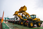 Construction of Vientiane station of China-Laos railway project begins