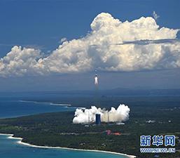 တ႐ုတ္ႏိုင္ငံသည္ အဂၤါၿဂိဳဟ္စူးစမ္းေလ့လာမည့္ ထ်န္းဝန္-၁ (Tianwen 1) အာကာသယာဥ္အား ေအာင္ျမင္စြာ လႊတ္တင္