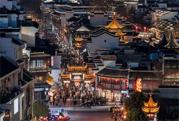ซอยควนไจ่เซี่ยงจื่อของเมืองเฉิงตูได้รับการคัดเลือกเป็นถนนคนเดินแบบอย่างของจีน