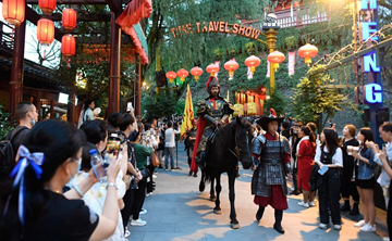 China's tourism industry recovers steadily amid epidemic control