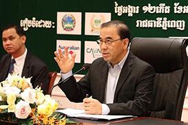 柬埔寨牛肉准备申请出口中国