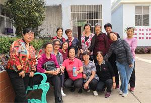 ชุมชนหูเถียนแก้ปัญหาการดูแลสุขภาพของผู้สูงอายุในจีน