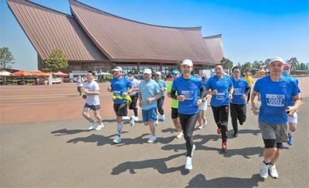 การออกกำลังกายรูปแบบใหม่ของชาวจีน