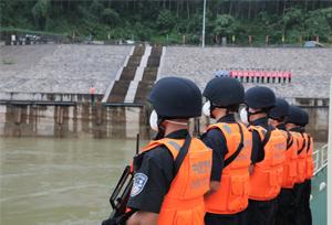 เริ่มการลาดตระเวนลุ่มน้ำโขงจีน-ไทย-เมียนมาร์–ลาวครั้งที่ 98