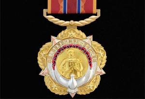 """จัดงานมอบเหรียญรำลึก"""" 70 ปีทหารอาสาประชาชนจีนเข้าร่วมสงครามเกาหลี"""""""