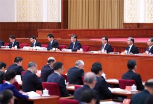 คณะกรรมการกลางพรรคคอมมิวนิสต์จีนจัดประชุมเต็มคณะวางแผนการพัฒนาประเทศระยะยาว