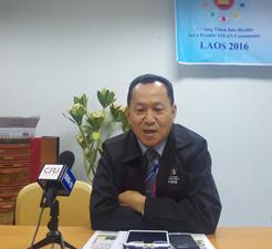 Tổng Giám đốc Thông tấn xã Pa-thét Lào: Trung Quốc thúc đẩy xây dựng