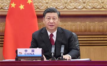 ปธน.จีนแสดงจุดยืนเกี่ยวกับการพัฒนาที่ยั่งยืนในที่ประชุมจี 20