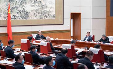 นายกฯ จีนเป็นประธานงานสัมมนาผู้ว่าการท้องถิ่นเกี่ยวกับสถานการณ์เศรษฐกิจผ่านระบบทางไกล