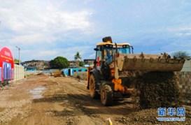 走进斯里兰卡保障房项目现场