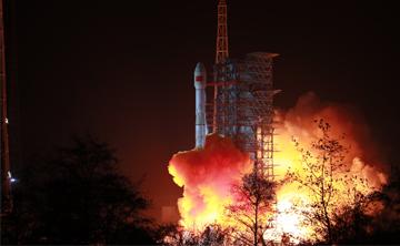 จีนปล่อยดาวเทียมเทียนทง 1-03 ด้วยความสำเร็จ
