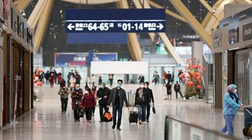 Yunnan airports serve 49.83 mil passengers in 2020