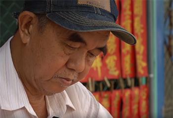 Xin chữ đầu Xuân – nét văn hóa truyền thống của người Hoa ở Sài Gòn