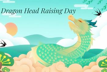 Ngày 2 tháng 2 âm lịch là ngày Long Sĩ Đầu hay Rồng ngẩng đầu
