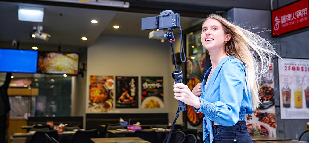 澳大利亚姑娘艾米镜头中的中国情