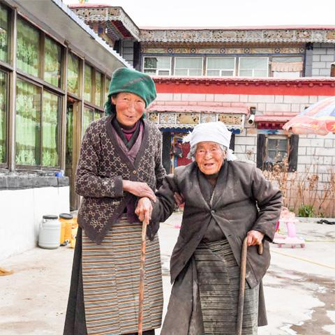 苦难和新生——西藏翻身农奴影像档案:卓嘎
