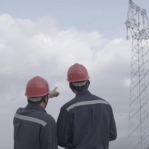 中老铁路老挝段外部供电项目如期完工