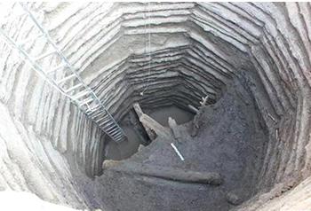 Phát hiện giếng cổ 2.000 năm tuổi tại Trung Quốc