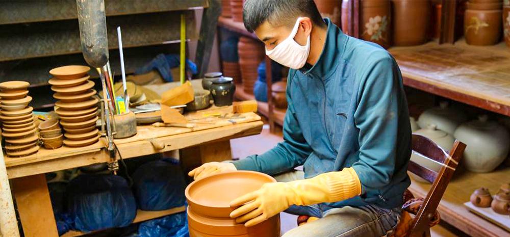 云南建水紫陶激发产业新活力