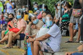 菲律宾宣布扩大疫苗接种实施范围