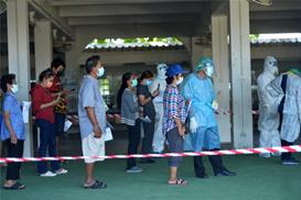 泰国监狱聚集性感染导致新冠确诊病例剧增