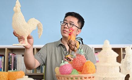 Người thợ trẻ làm sống lại nghề thủ công hàng trăm năm tuổi ở Phúc Kiến, Trung Quốc