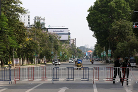 严防境外输入病例 柬埔寨加强边境管控