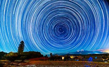 丽江双子天文庄园:在这里能看到丽江最美的星空!