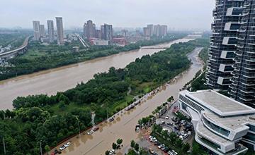 จีนระดมงบฉุกเฉิน 100 ล้านหยวนกู้ภัยน้ำท่วมมณฑลเหอหนาน