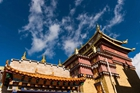 Spend the coolest summer vacation in Tibetan hotels