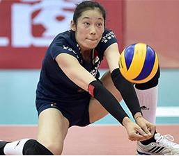 Câu chuyện của vận động viên bóng chuyền Trung Quốc Chu Đình