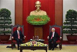 Chuyến thăm Việt Nam của Bộ trưởng Ngoại giao Trung Quốc Vương Nghị trong thời điểm then chốt