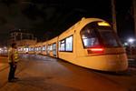 အစၥေရးႏိုင္ငံ တဲလ္အဗစ္ရွိ အေပါ့စားမီးရထားလမ္းတြင္ တ႐ုတ္ႏိုင္ငံထုတ္ လွ်ပ္စစ္ရထား စမ္းသပ္ေျပးဆြဲမႈ ၿပီးစီး