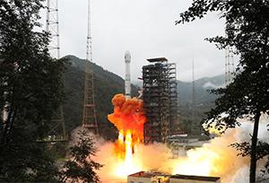 Trung Quốc phóng thành công vệ tinh Thực Tiễn 21