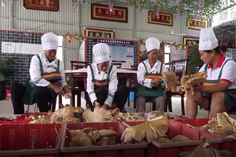 Thi Điện, Vân Nam: Món ngon trong núi được gói trong bốn mùa