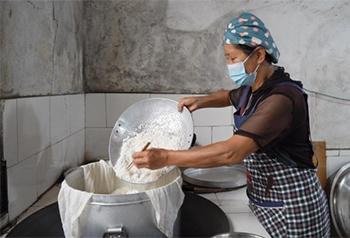 Bã đường, món ăn ngon tại Vân Nam: tăng gấp đôi sự ngọt ngào
