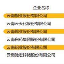 云南6家企业上榜财富中国500强