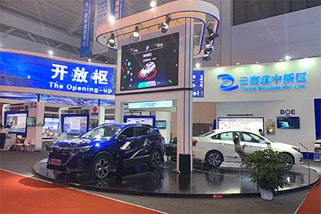 云南:车企天然试验室