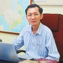《柬埔寨之光》报总编辑迪欧·萨拉莫尼:柬中合作增添新动力