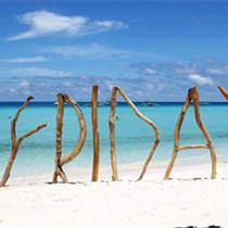 菲律宾长滩岛大扫除后重新迎客