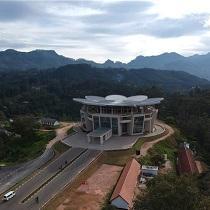 中国援建斯里兰卡军事学院综合楼项目举行交接仪式