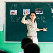 中国志愿者老挝教学收获满满的感动