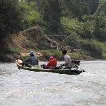 中缅在缅北开展联合科考