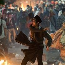 印尼大选结果公布引发骚乱 致6人死亡200人受伤