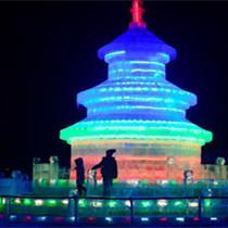 内蒙古呼和塔拉冰雪旅游文化节开幕