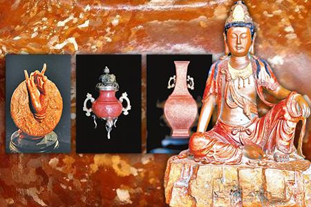 云南纹彩熠熠的斑铜艺术
