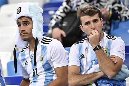 【世界杯】D组:克罗地亚队击败阿根廷队