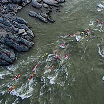 2018中国怒江皮划艇野水国际公开赛落幕