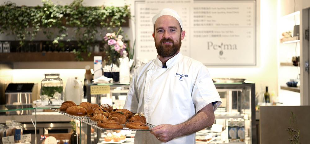 法国面包师的中国情缘